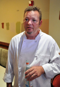 Chris McDonald spent the past six years as executive chef at Grille 29 in the Village of Providence. (Sarah Cole/al.com)
